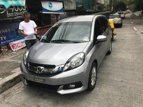 Honda Mobilio 2016 Automatic Gasoline for sale in Quezon City