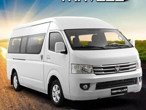 For sale Brand New 2019 Foton View Traveller