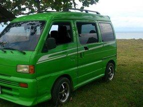 Selling Used Suzuki Multi-Cab 2013 Van in San Carlos