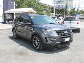 Selling 2nd Hand Ford Explorer 2017 in Muntinlupa