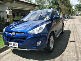 Selling Hyundai Tucson 2014 Automatic Gasoline in Angeles