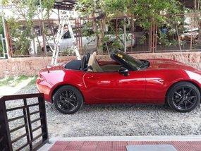 Selling Mazda Mx-5 2016 Automatic Gasoline in Bocaue