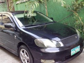 Selling 2nd Hand Toyota Altis 2006 Manual Gasoline