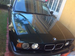 Selling Used Bmw 525I 1995 at 110000 km in Parañaque