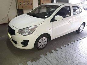 Mitsubishi Mirage G4 2013 Manual Gasoline for sale in Manila