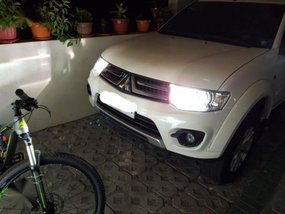 Selling Mitsubishi Montero 2014 Automatic Diesel in Quezon City