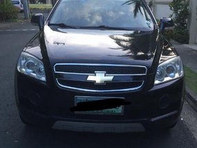 For sale 2009 Chevrolet Captiva at 80000 km in Makati