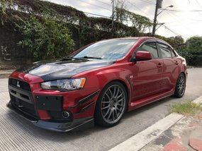 Selling 2nd Hand Mitsubishi Evolution X 2008 in Quezon City