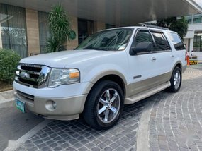 Selling 2nd Hand Ford Expedition 2007 Automatic Gasoline