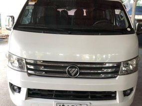 2015 Foton View Traveller for sale in Marilao