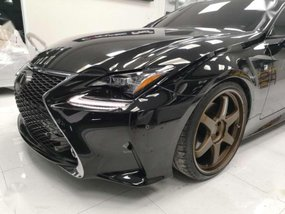 For sale 2015 Lexus Rc Automatic Gasoline