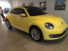 Volkswagen Beetle 2016 Automatic Gasoline for sale in Manila