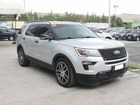 Ford Explorer 2018 at 22423 km for sale in Muntinlupa