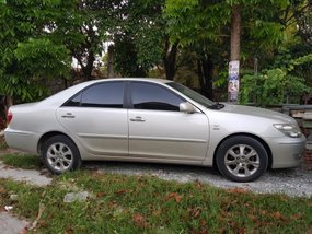 2nd Hand Toyota Camry 2005 for sale in Quezon City