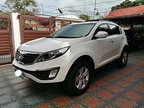 For sale 2013 Kia Sportage at 60000 km in Talisay