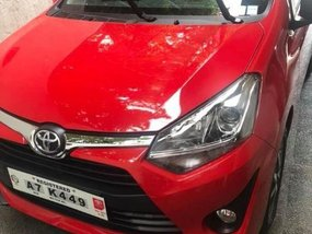 For sale 2018 Toyota Wigo in Muntinlupa