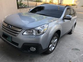 Selling 2nd Hand Subaru Outback 2013 Automatic Gasoline