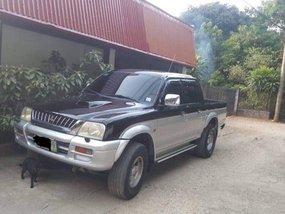 Mitsubishi L200 Strada 1999 Manual Diesel for sale