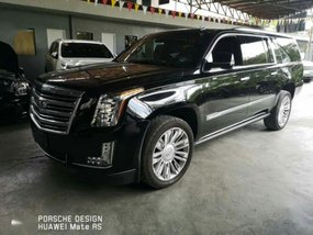 Cadillac Escalade 2017 Automatic Gasoline for sale in San Pablo