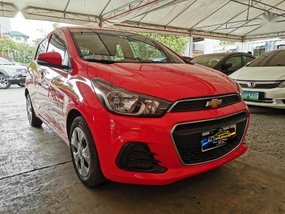 Selling 2nd Hand Chevrolet Spark 2017 in Makati