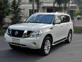 2nd Hand Nissan Patrol Royale 2015 Automatic Diesel for sale in Quezon City