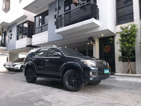 2nd Hand Toyota Fortuner 2014 for sale in Quezon City