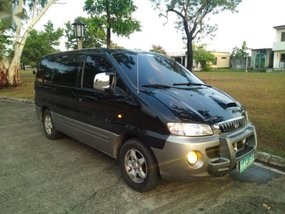 Used Hyundai Starex 2001 for sale in Muntinlupa