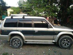 Selling 1996 Mitsubishi Pajero at 120000 km in Cainta
