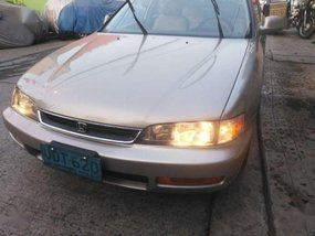 Honda Accord 1996 Manual Gasoline for sale in Makati