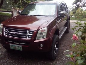 Selling Isuzu D-Max 2009 Automatic Diesel in Solano