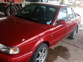 Red Nissan Sentra 1993 for sale in Carmona