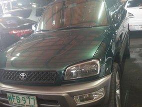 Selling Toyota Rav4 1998 Manual Gasoline in Pasig