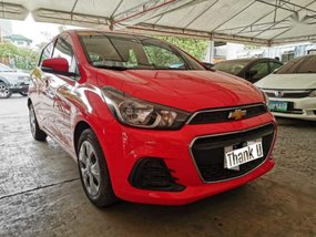 Chevrolet Spark 2017 Automatic Gasoline for sale in Manila