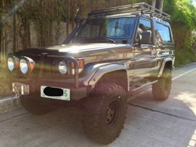 1982 Toyota Land Cruiser for sale in Quezon City