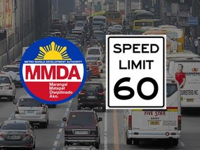 MMDA to implement 60kph speed limit on EDSA