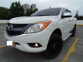 2nd Hand Mazda Bt-50 2014 at 30000 km for sale