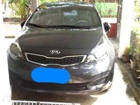 Selling 2nd Hand Kia Rio 2014 Sedan in Surigao City