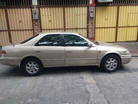 Beige Toyota Camry 1999 for sale in General Salipada K. Pendatun