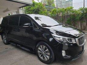 Kia Grand carnival 2018 Automatic Diesel for sale in Manila