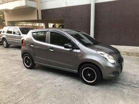 Selling 2nd Hand Suzuki Celerio 2013 Manual Gasoline at 51000 km in Quezon City