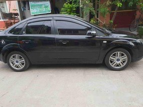 Selling Black Ford Focus 2005 at 88017 km in Bacoor