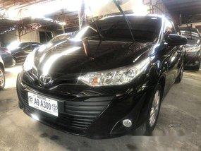 Selling Black Toyota Vios 2019 in General Salipada K. Pendatun