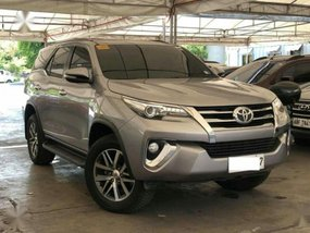 Selling 2nd Hand Toyota Fortuner 2017 in Parañaque