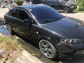 Selling Brand New Mazda 3 2004 Automatic Gasoline at 130000 km in Parañaque