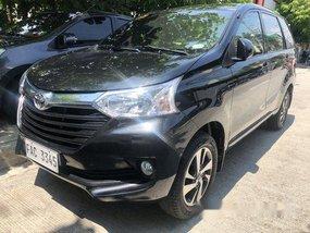 Sell Black 2018 Toyota Avanza in General Salipada K. Pendatun