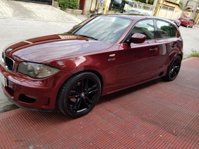 Selling 2nd Hand Bmw 118D 2011 in Mandaluyong