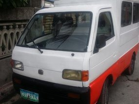 Suzuki Multi-Cab 2010 Manual Gasoline for sale in Quezon City