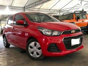 Selling Chevrolet Spark 2017 Automatic Gasoline in Parañaque