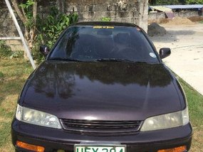 2nd Hand Honda Accord 1996 Manual Gasoline for sale in Mexico