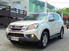 Used Isuzu MU-X 2015 for sale in Roxas City